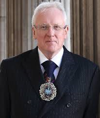 Alderman Dr. Sir Andrew Parmley