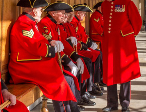 Royal Hospital Chelsea Visit Report